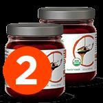 2 Jars (8oz X 2)
