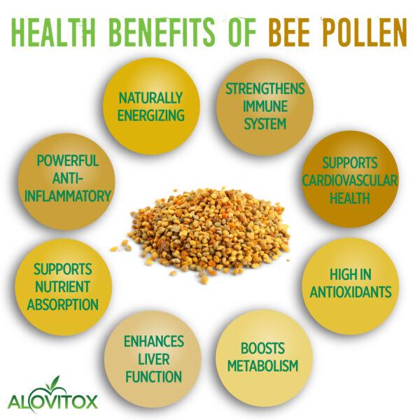 bee pollen granules 01