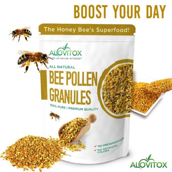 bee pollen granules 16oz 07