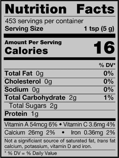cacao powder 1