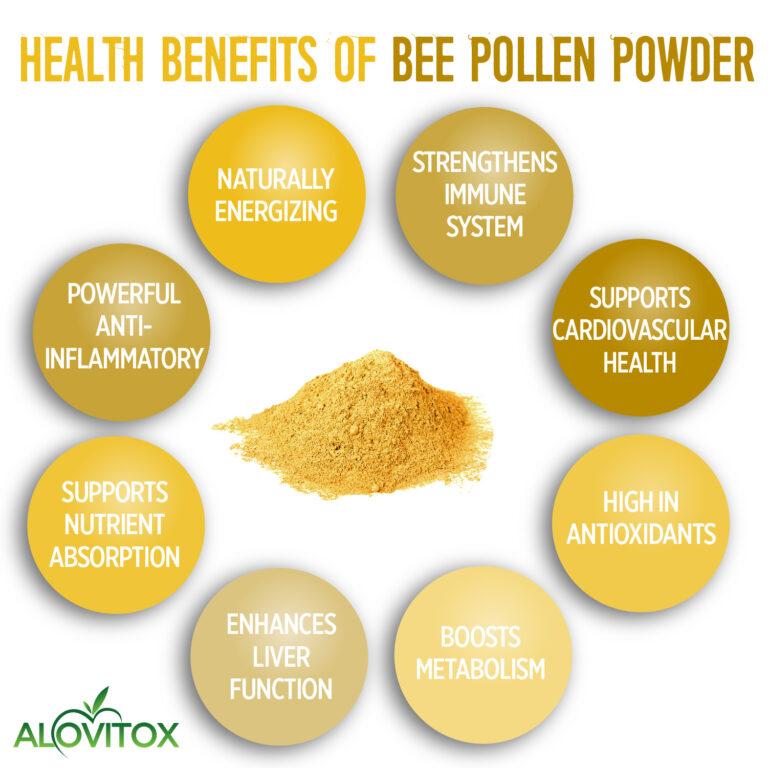 bee pollen powder 01
