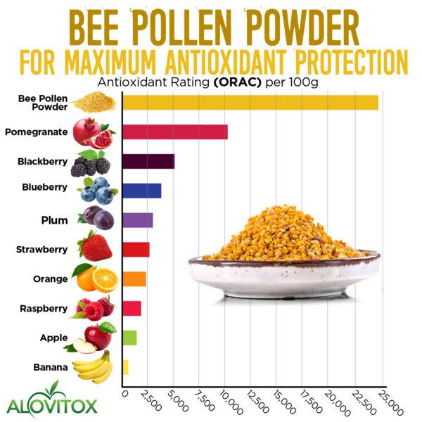 bee pollen powder 04