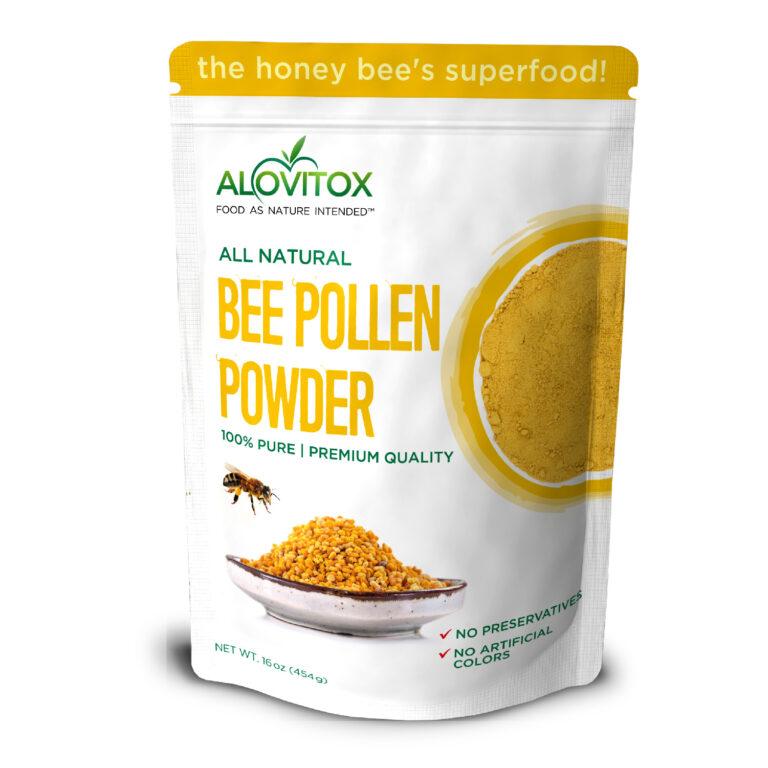 bee pollen powder 16oz 02 1