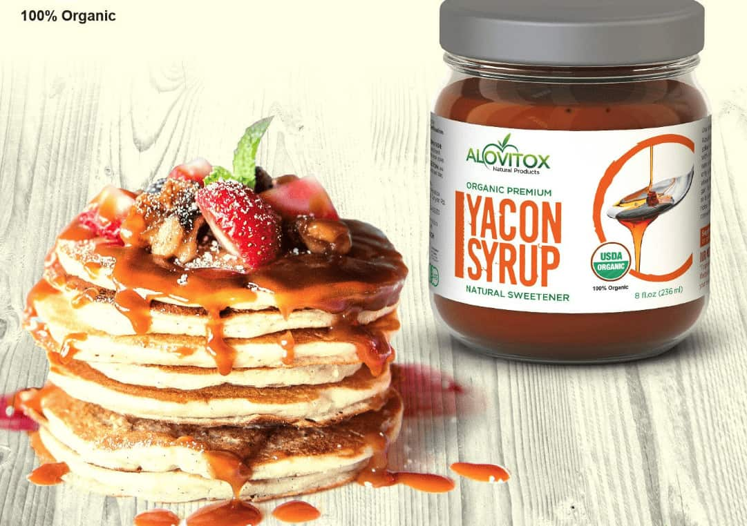 Buy Yacon Syrup Online