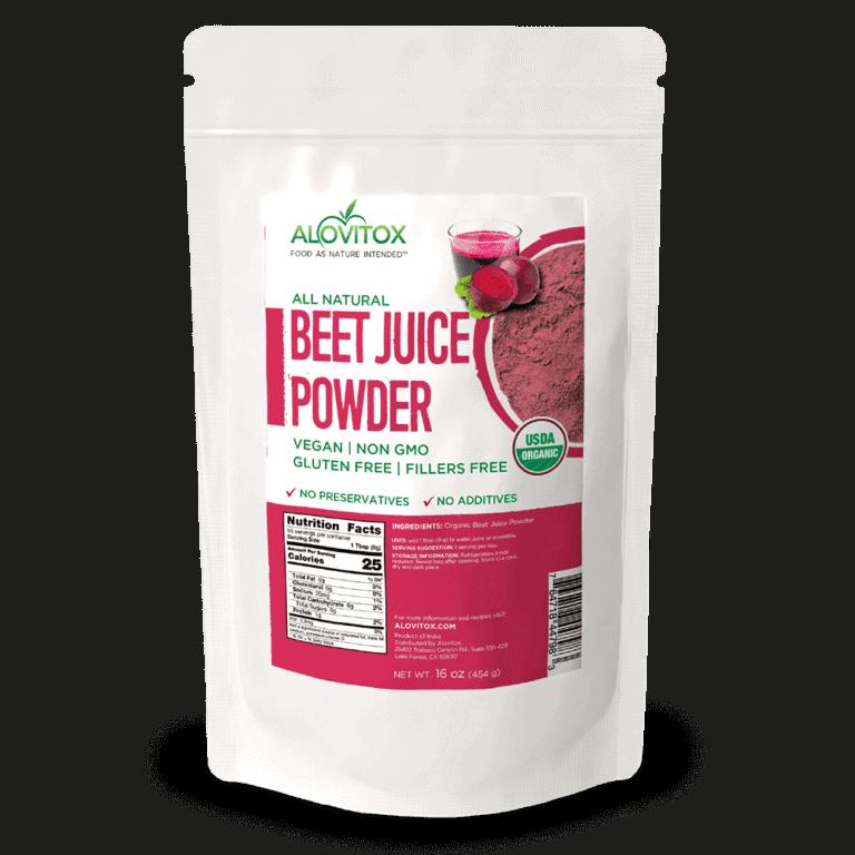 Organic Beet Juice Powder