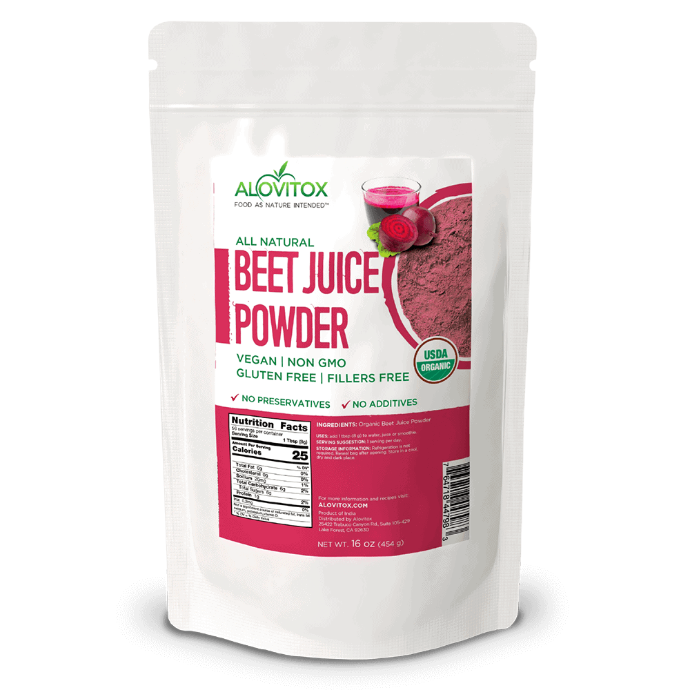 Organic Beet Juice Powder