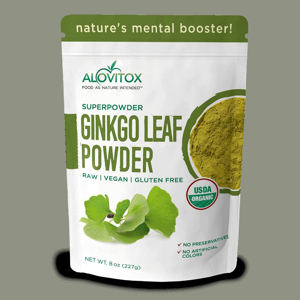 Organic Ginkgo Powder