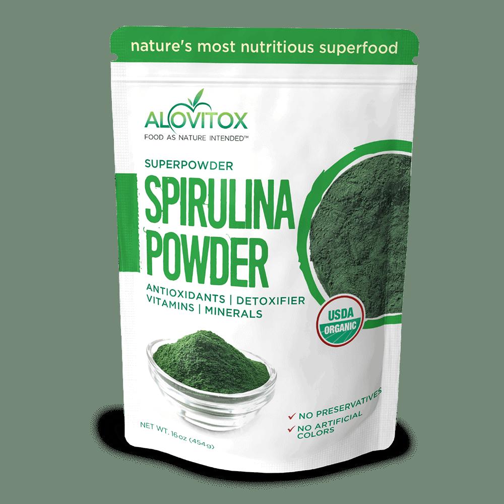 Buy Online Spirulina Powder