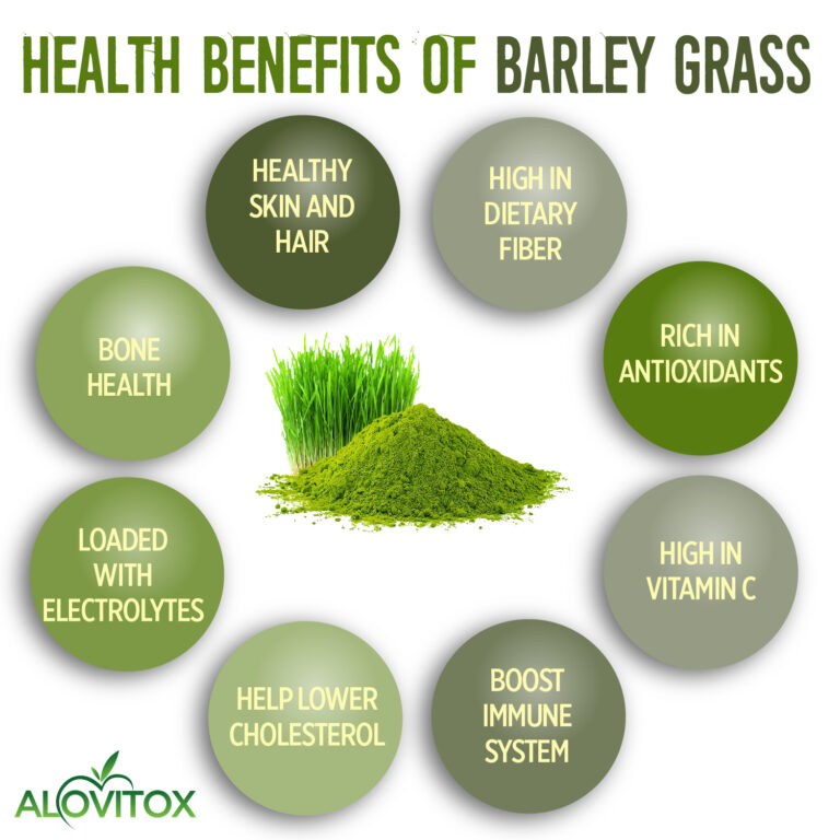 Barley Grass Powder 01