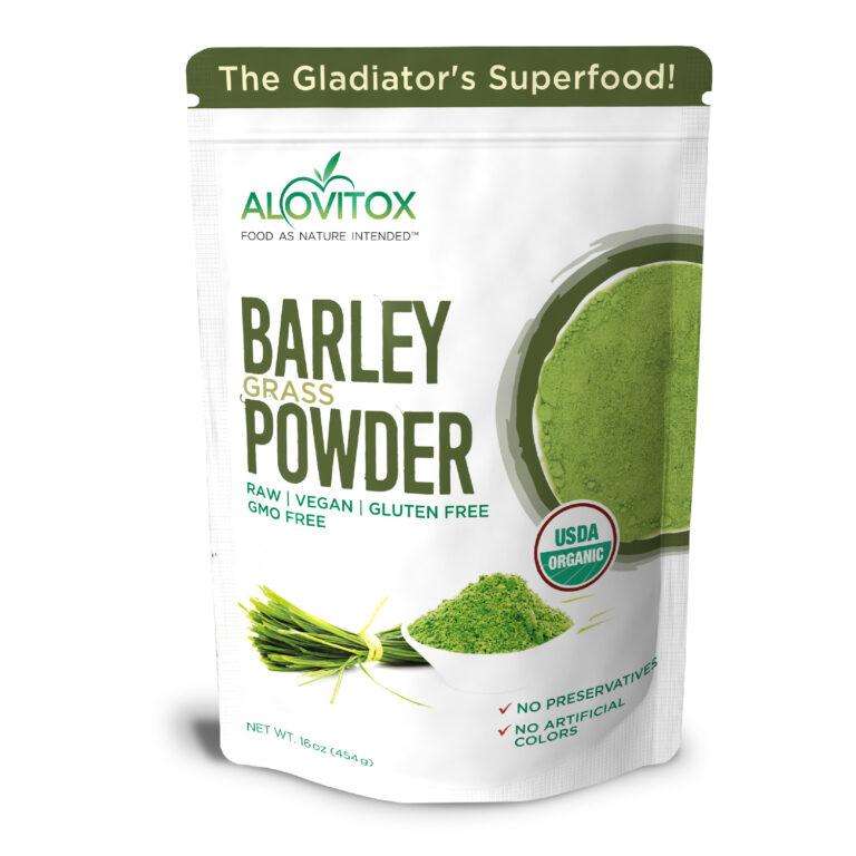 Barley Grass Powder 16oz 02a