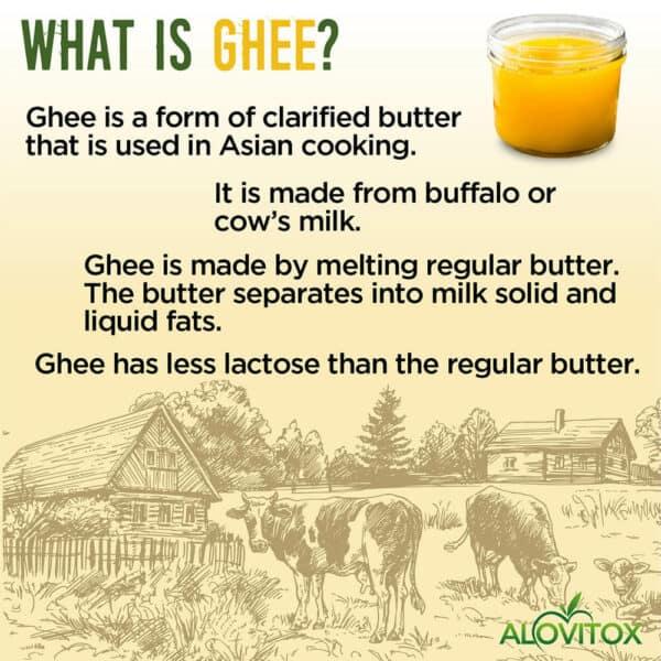 Buy Organic Ghee Butter