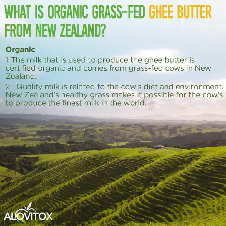 Alovitox Organic Ghee Butter