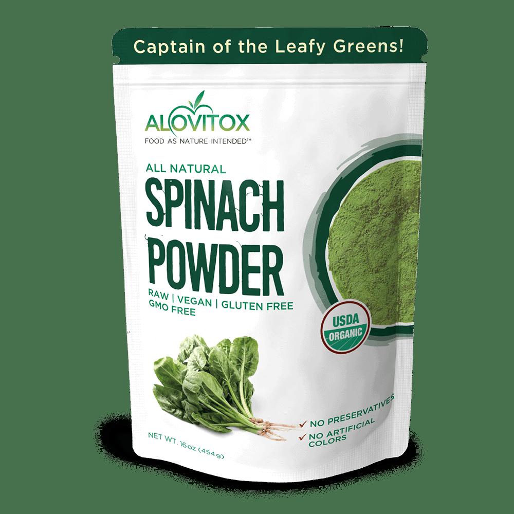 Organic Spinach Powder Online