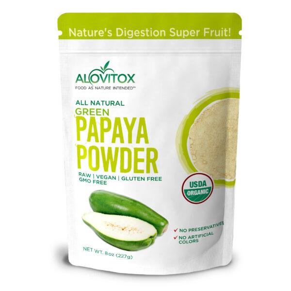 Green Papaya Powder 8oz 02a