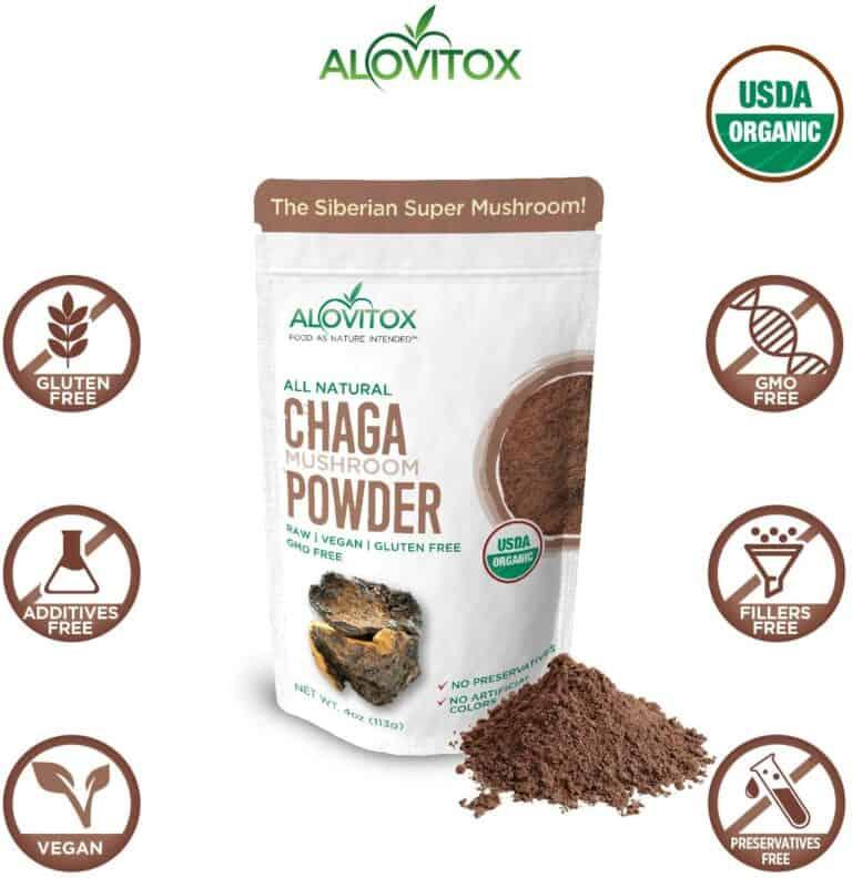 Chaga Mushroom Powder – 4oz