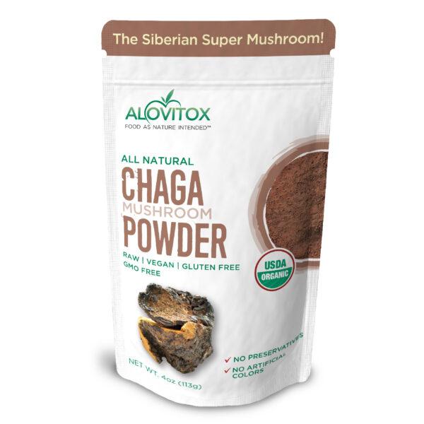 Chaga Powder 4oz 02a