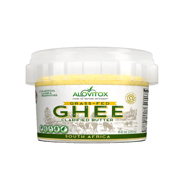 Organic Grass-Fed Ghee Butter – South Africa