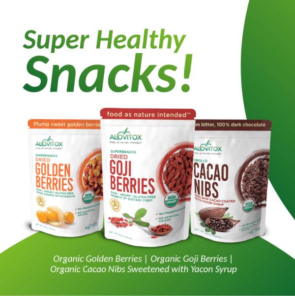 Super Healthy Snacks!