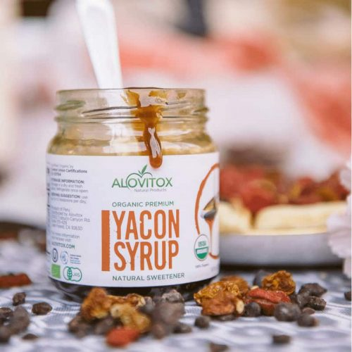 5 Logistics Of Choosing Yacon Syrup Over Other Natural Sweeteners
