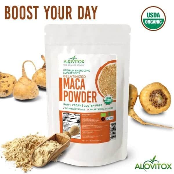 Organic Maca Powder