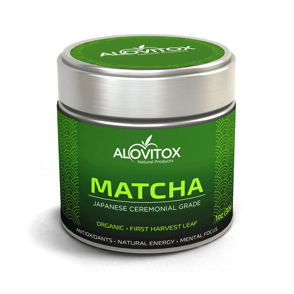 Japanese Matcha Tea Powder