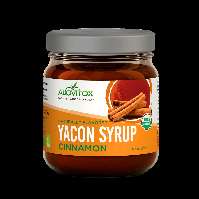 yacon syrup cinnamon 8floz