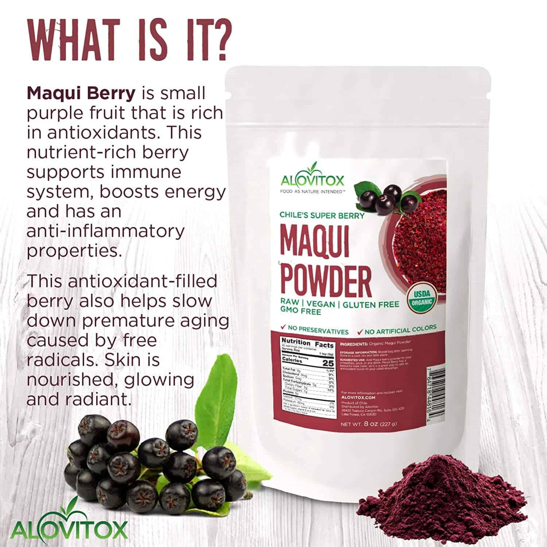 Maqui Powder