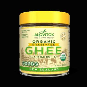 Organic Ghee Butter from New Zealand